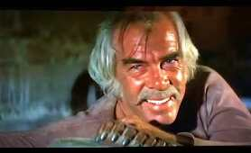 Monte Walsh Western Movie clips.  Lee Marvin and Jack Palance