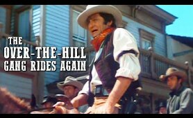 The Over-the-Hill Gang Rides Again | Walter Brennan | WESTERN | Classic Film | Free Cowboy Movie