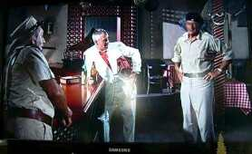 Fight scene - John Wayne & Lee Marvin