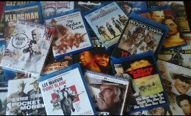 My Lee Marvin Collection