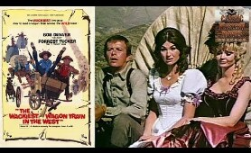 The Wackiest Wagon Train in the West | 1976 Comedy Western