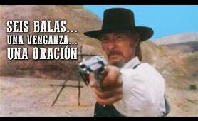 Seis balas... una venganza... una oración | PELÍCULA DEL OESTE | Jack Palance | Cowboy Movie