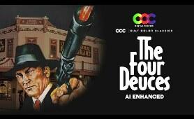 THE FOUR DEUCES (Full Movie) - Jack Palance - Carol Lynley - CCC AI Enhanced