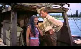 Charlton Heston and Donna Reed The far horizons Love story♥♥♥ !!!