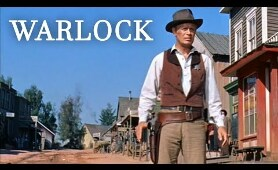 Warlock | Western Film | Cowboy Movie | English | Full Length Film