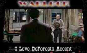 WARLOCK SCENE: DeForest Kelley