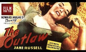 WESTERN MOVIE: JANE RUSSELL - THE OUTLAW (1943) full movie | free westerns | best western movies