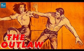 The Outlaw (1943) | Full Movie | Jack Buetel, Thomas Mitchell, Jane Russell, Walter Huston