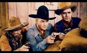 THREE MEN FROM TEXAS - William Boyd, Russell Hayden - full Western Movie [English]