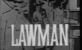 Lawman  Western TV series