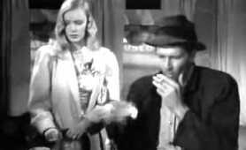 Veronica  Lake &  Joel McCrea  In Sullivans Travels 1941