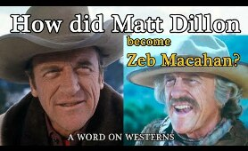 How GUNSMOKE's James Arness became Zeb Macahan! HOW THE WEST WAS WON! The Story Behind the Series!