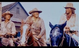 """How the West Was Won"" Pt. 3 - Casting the James Arness classic A WORD ON WESTERNS"
