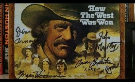 "JAMES ARNESS is cast on TV's ""How the West Was Won"" Pt. 2 of A WORD ON WESTERNS"