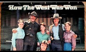 "GUNSMOKE'S James Arness was Bruce Boxleitner's mentor - ""How the West Was Won"" Pt. 5"
