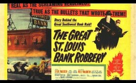 The Great St. Louis Bank Robbery - Steve McQueen - Full Movie Eng by Film&Clips