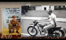 Steve McQueen & Sam Peckinpah! Exclusive stories on A WORD ON WESTERNS