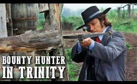 Bounty Hunter in Trinity | WESTERN FOR FREE | Full Length Cowboy Film | Italo Western