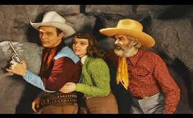 SOUTH OF SANTA FE - Roy Rogers, George 'Gabby' Hayes - Full Western Movie / English / HD / 720p