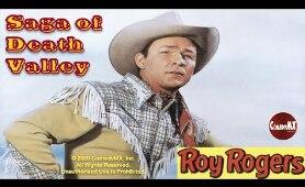 Saga of Death Valley (1939) | Full Movie | Roy Rogers | Trigger | Gabby Hayes | Joseph Kane