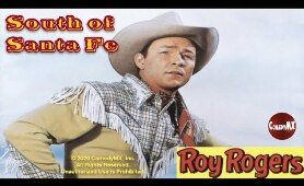 South of Santa Fe (1942) | Full Movie | Roy Rogers | George 'Gabby' Hayes | Linda Hayes