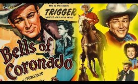 The Golden Stallion | American Western Film | Roy Rogers, Dale Evans | With Subtitles