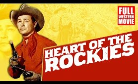 HEART OF THE ROCKIES - FULL WESTERN MOVIE - 1951 - STARRING ROY ROGERS