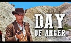 Day of Anger | Lee Van Cleef | COWBOY MOVIE | HD | Full Length Free Western Movie