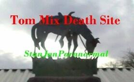 TOM MIX Arizona Death Site