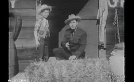 The Forsaken Westerns - Curley Bradley The Singing Marshal - tv shows full episodes