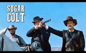 Sugar Colt | BEST SPAGHETTI WESTERN | Full Length Movie | Wild West | Cowboy Film