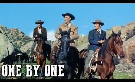 One by One | Spaghetti Western | Full Length Movie | Classic Film | Wild West | Cowboys