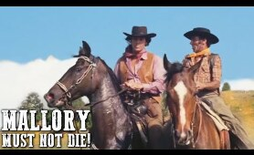 Mallory Must Not Die! | WESTERN | Action Movie | Romance | Classic Movie | Cowboy Film