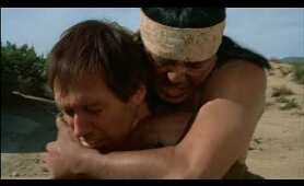 Kung Fu: Caine vs Apache Leader