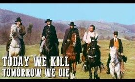 Today We Kill, Tomorrow We Die! | BUD SPENCER | Spaghetti Western | Old Cowboy Movie
