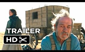 The Homesman Official US Release Trailer (2014) - Tommy Lee Jones, Hilary Swank Western HD