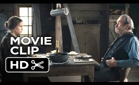 Cannes Film Festival (2014) - The Homesman CLIP - Tommy Lee Jones Western Drama HD