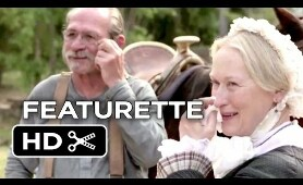 The Homesman Featurette - Making Of History (2014) - Tommy Lee Jones, Hillary Swank Movie HD