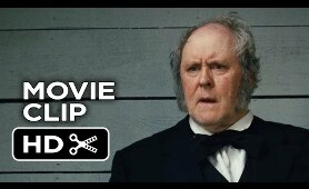 The Homesman Movie CLIP - Drawing (2014) - John Lithgow, Hilary Swank Western HD