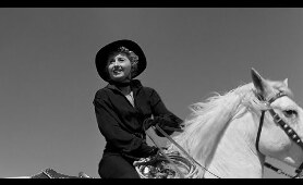 Barbara Stanwyck in FORTY GUNS