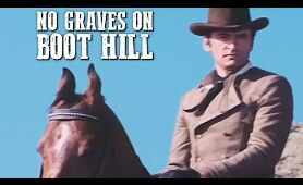 No Graves on Boot Hill | CLASSIC COWBOY MOVIE | Western | Full Length | Free Western Movies