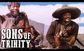 Sons of Trinity | WESTERN FILM | Classic Cowboy Movie | Free Western | Wild West | Full Length Movie