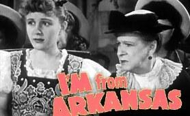 I'm From Arkansas - Full Movie | Slim Summerville, El Brendel, Iris Adrian, Bruce Bennett
