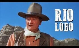 Rio Lobo | WESTERN Movie | John Wayne | Full Length | HD | Free Cowboy Film
