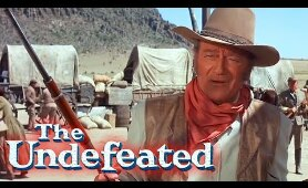The Undefeated 1969 | John Wayne movies | HD 1080p | The best western movies
