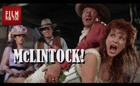 JOHN WAYNE movies | BEST WESTERN | McLintock! (1963)  full movie | FREE WESTERN MOVIES