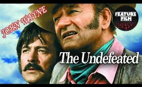 WESTERN MOVIES | THE UNDEFEATED (1969) full movie HD | JOHN WAYNE movies | the best westerns
