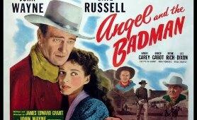 John Wayne Angel and the Badman Full Movie | Angel And The Badman 1947 Romantic Movie
