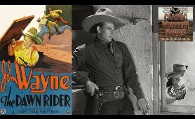 The Dawn Rider | Western (1935) | Full Movie | John Wayne