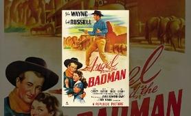 ANGEL AND THE BADMAN   John Wayne   Full Length Western Movie   720p   HD   English